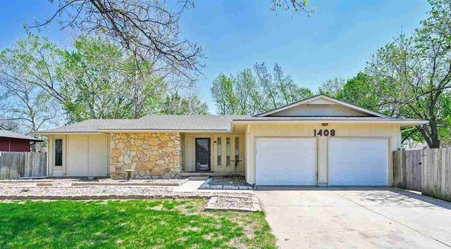 1408 N Mars, Wichita, KS 67212 (MLS #596227) :: The Boulevard Group