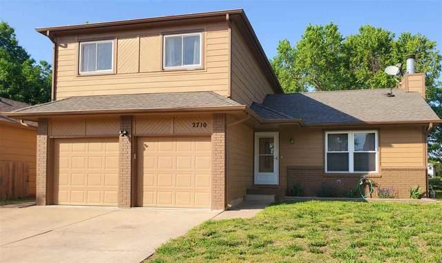 2710 Rainier Cir, Wichita, KS 67215 (MLS #596231) :: Keller Williams Hometown Partners