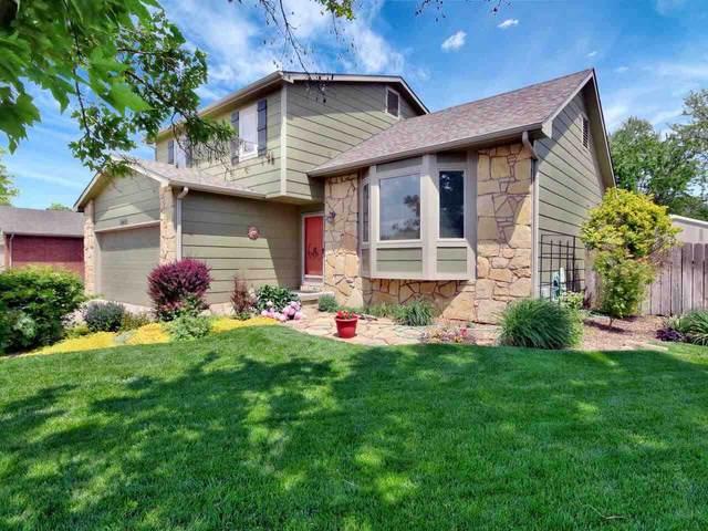 11214 W Jewell St, Wichita, KS 67209 (MLS #596251) :: Keller Williams Hometown Partners