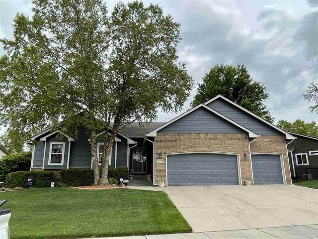 13405 W Burton St, Wichita, KS 67235 (MLS #596253) :: The Boulevard Group