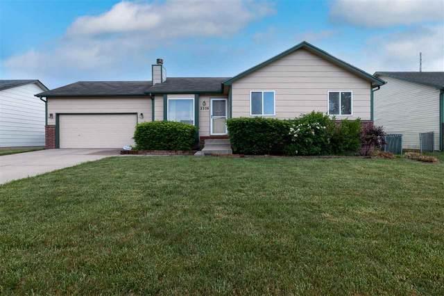 2338 S Covington St, Wichita, KS 67209 (MLS #596262) :: Kirk Short's Wichita Home Team