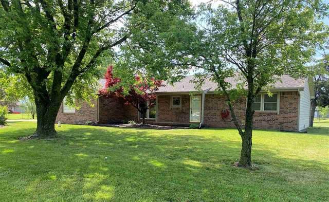 993 E 122nd N, Belle Plaine, KS 67013 (MLS #596268) :: Keller Williams Hometown Partners