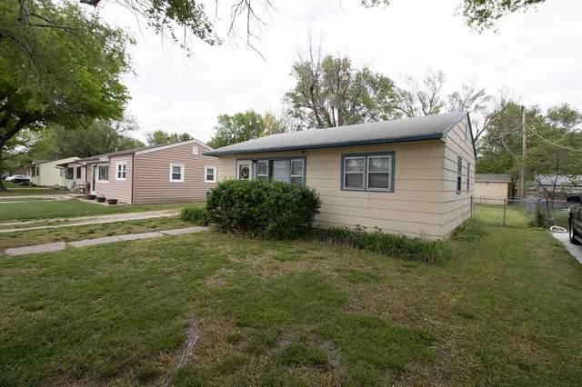 428 N Sheridan Ave, Valley Center, KS 67147 (MLS #596272) :: Kirk Short's Wichita Home Team