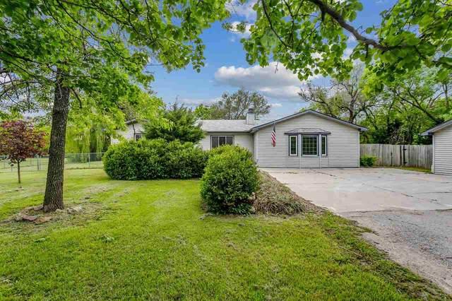 10061 SW Parkview, Augusta, KS 67010 (MLS #596275) :: The Boulevard Group