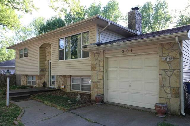 201 S Circle Dr, Derby, KS 67037 (MLS #596276) :: The Boulevard Group
