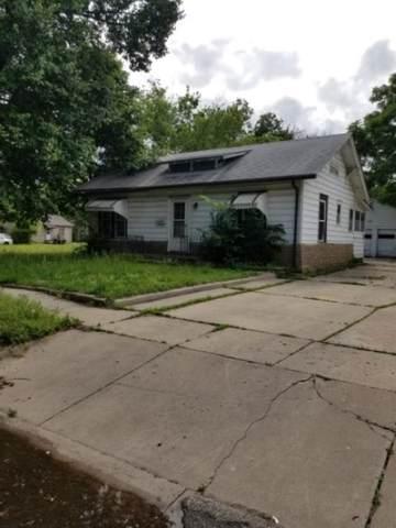 1753 S Palisade, Wichita, KS 67213 (MLS #596289) :: Keller Williams Hometown Partners