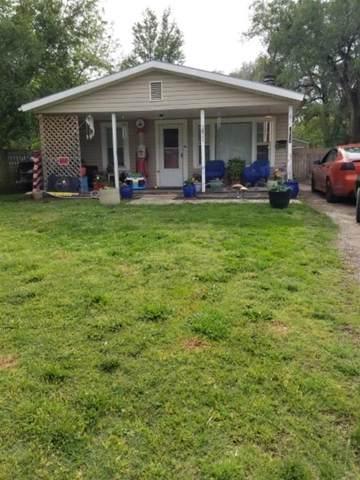 1811 S Hiram, Wichita, KS 67213 (MLS #596290) :: Graham Realtors