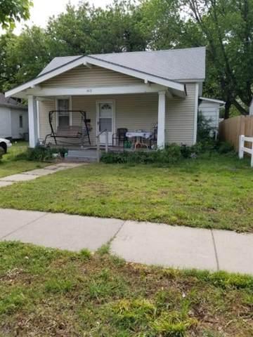 1819 S Palisade, Wichita, KS 67213 (MLS #596293) :: The Boulevard Group