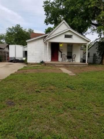 1814 S Exchange 1816 S Exchange, Wichita, KS 67213 (MLS #596296) :: The Boulevard Group