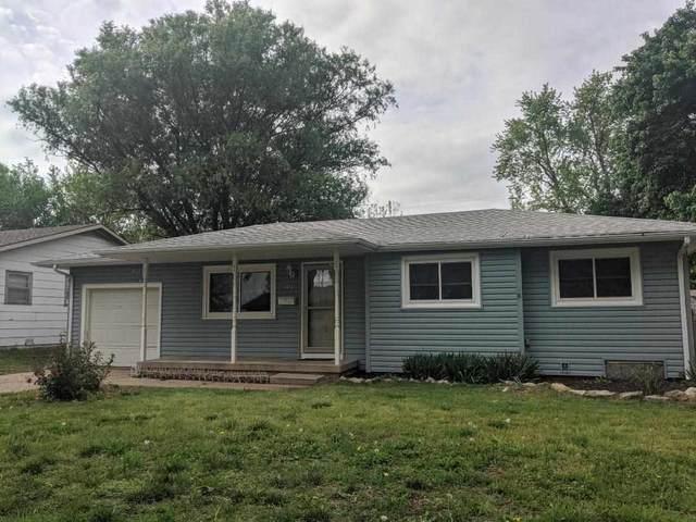 346 W 7th St, Haysville, KS 67060 (MLS #596298) :: Keller Williams Hometown Partners