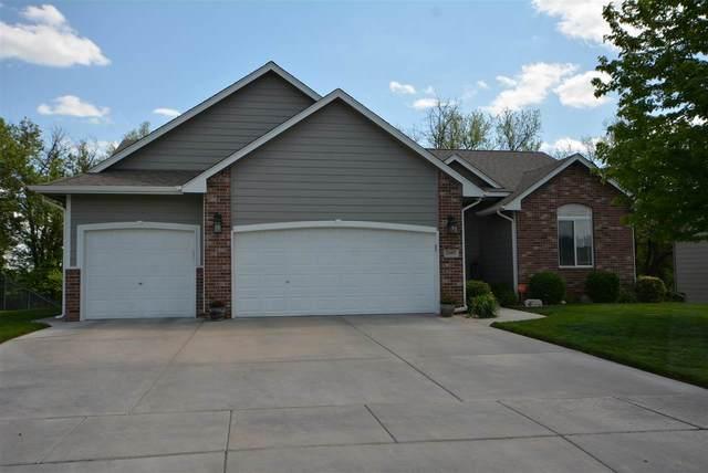 13407 E Laguna Cir, Wichita, KS 67230 (MLS #596299) :: Keller Williams Hometown Partners