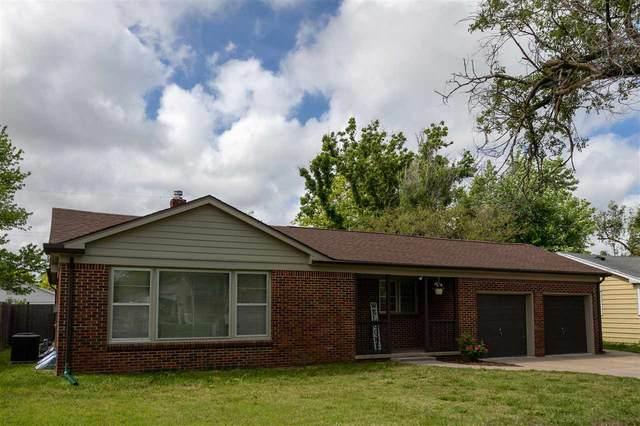 5929 E Bayley, Wichita, KS 67218 (MLS #596301) :: Keller Williams Hometown Partners