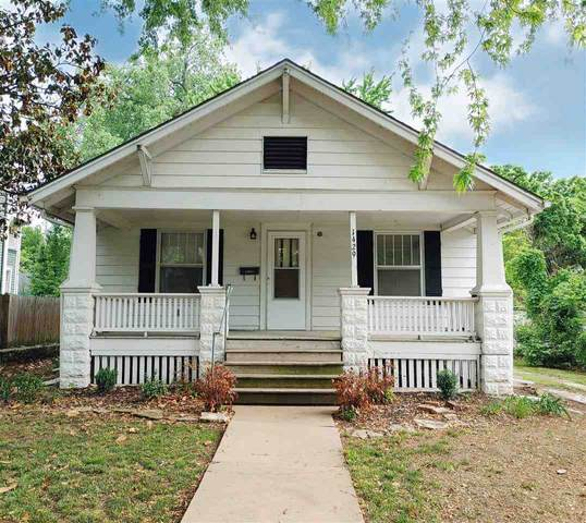 1429 E 1st Ave, Winfield, KS 67156 (MLS #596304) :: Keller Williams Hometown Partners