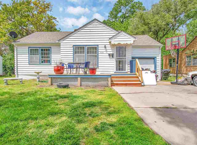 1615 N Harding, Wichita, KS 67114 (MLS #596315) :: The Boulevard Group