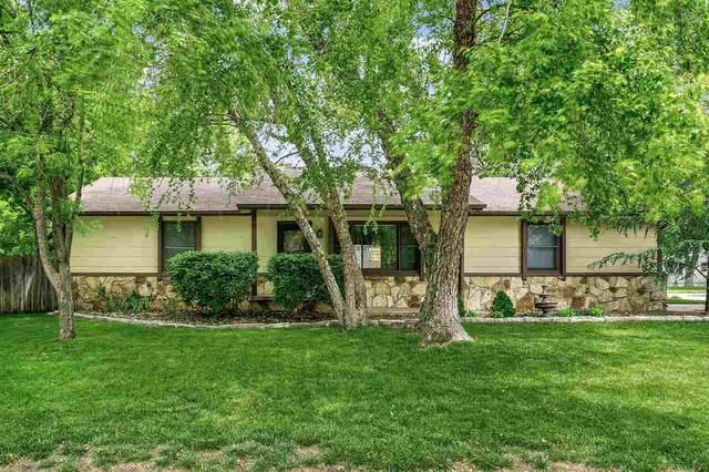 906 W 33RD ST N, Wichita, KS 67204 (MLS #596317) :: The Boulevard Group