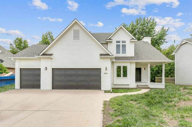 1907 Countryview Dr, Derby, KS 67037 (MLS #596318) :: The Boulevard Group