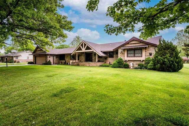 520 S Circle Lake Rd, Wichita, KS 67209 (MLS #596370) :: Graham Realtors