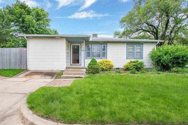 5107 E Pine St, Wichita, KS 67208 (MLS #596373) :: Pinnacle Realty Group