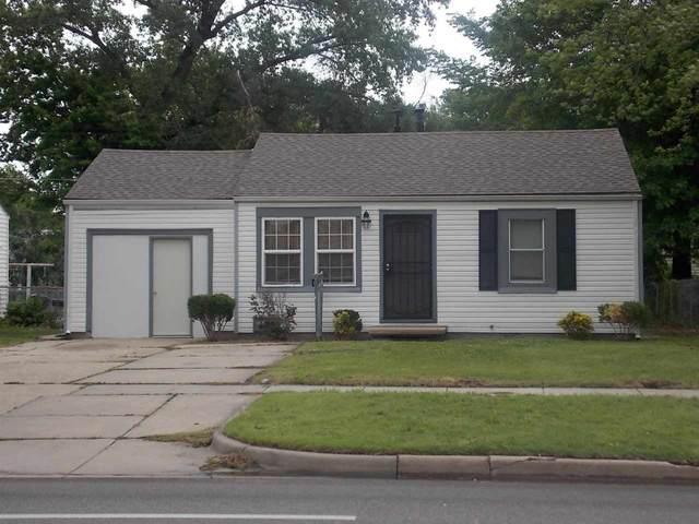 952 S Edgemoor St, Wichita, KS 67218 (MLS #596383) :: Keller Williams Hometown Partners