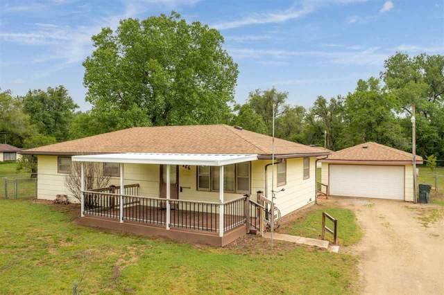 126 E 83rd St S, Haysville, KS 67060 (MLS #596401) :: Graham Realtors