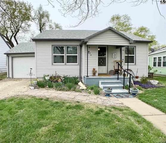 520 S Randall Ave, Moundridge, KS 67107 (MLS #596430) :: Graham Realtors