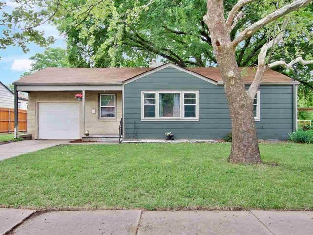 812 S Lightner, Wichita, KS 67218 (MLS #596463) :: Pinnacle Realty Group