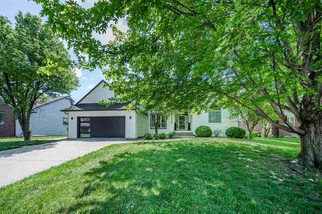 2521 N High Point Cir, Wichita, KS 67205 (MLS #596475) :: Kirk Short's Wichita Home Team
