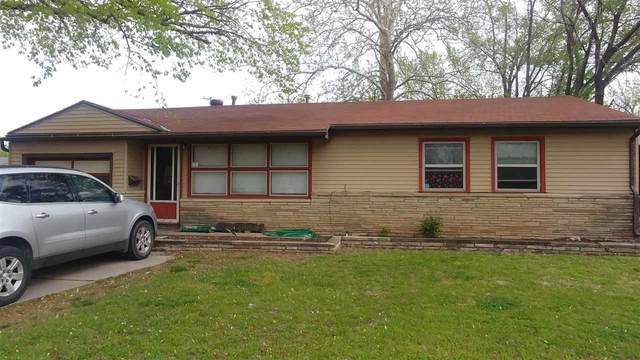 1602 E Luther St, Wichita, KS 67216 (MLS #596494) :: Kirk Short's Wichita Home Team