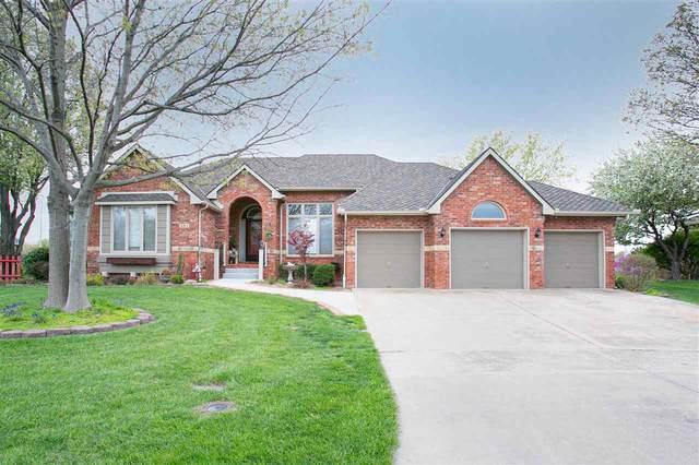 253 S Breezy Pointe Ct, Wichita, KS 67235 (MLS #596497) :: Kirk Short's Wichita Home Team