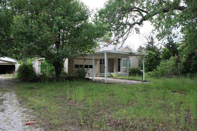 164 SW 100TH ST, Augusta, KS 67010 (MLS #596506) :: Keller Williams Hometown Partners