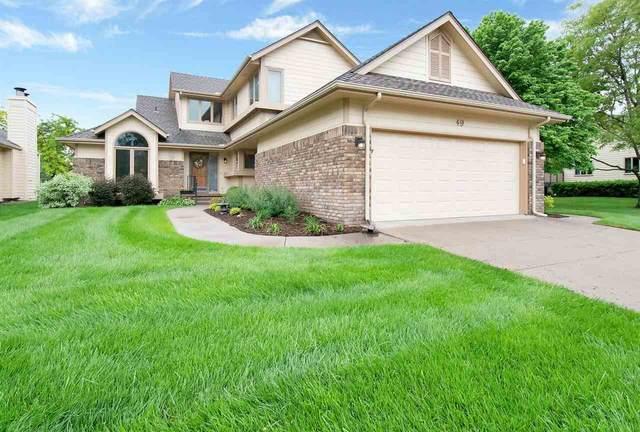 11725 W Alderny Court #49 #49, Wichita, KS 67212 (MLS #596517) :: Kirk Short's Wichita Home Team