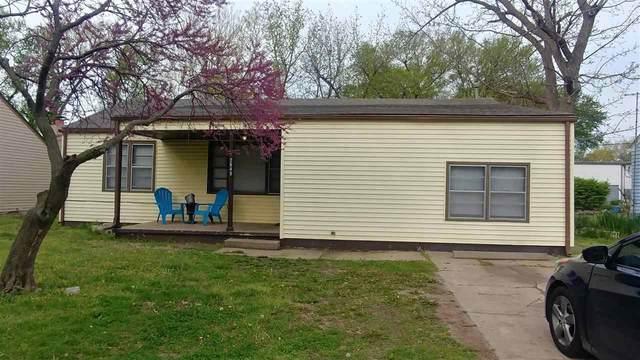 2649 S Rose Marie Ct, Wichita, KS 67216 (MLS #596619) :: Pinnacle Realty Group