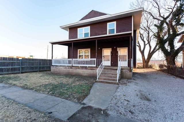 1614 & 1616 S Market St, Wichita, KS 67211 (MLS #596626) :: Pinnacle Realty Group