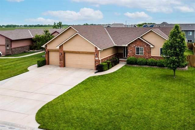 2558 Saint Andrew Ct, Goddard, KS 67052 (MLS #596642) :: Keller Williams Hometown Partners
