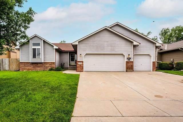 2317 S Covington St, Wichita, KS 67209 (MLS #596655) :: Pinnacle Realty Group