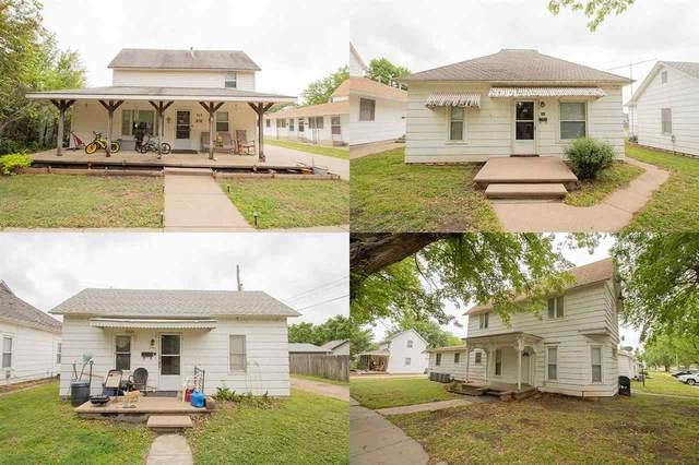 252 N Pine St 313 E. B St, Kingman, KS 67068 (MLS #596671) :: Pinnacle Realty Group