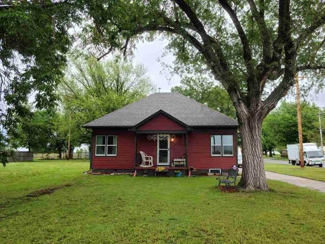 522 S Main St, Argonia, KS 67004 (MLS #596677) :: Kirk Short's Wichita Home Team