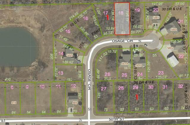 5013 S Osage Cir, Wichita, KS 67217 (MLS #596691) :: Graham Realtors