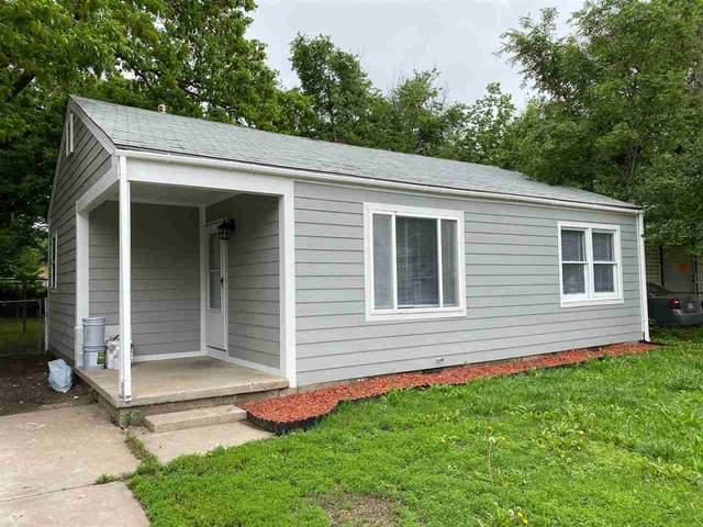 1648 N Spruce Ave, Wichita, KS 67214 (MLS #596699) :: Keller Williams Hometown Partners