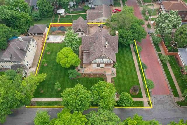 301 S Clifton Ave, Wichita, KS 67218 (MLS #596708) :: Pinnacle Realty Group