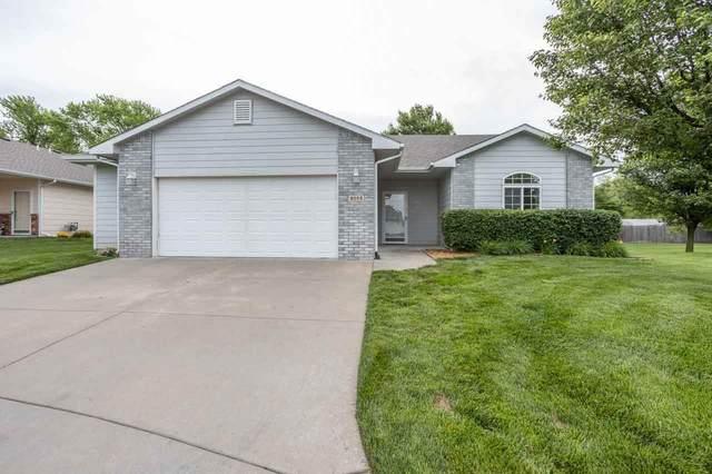 8005 W Suncrest, Wichita, KS 67212 (MLS #596711) :: Keller Williams Hometown Partners