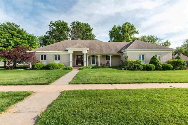 510 Adams St., Moundridge, KS 67107 (MLS #596716) :: Kirk Short's Wichita Home Team