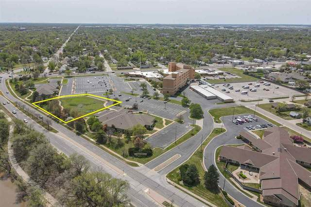 1.21 +/- Acre Commercial Lot, Wichita, KS 67203 (MLS #596721) :: Kirk Short's Wichita Home Team