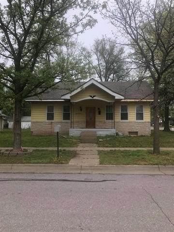 800 W 2nd Ave, El Dorado, KS 67042 (MLS #596732) :: Keller Williams Hometown Partners