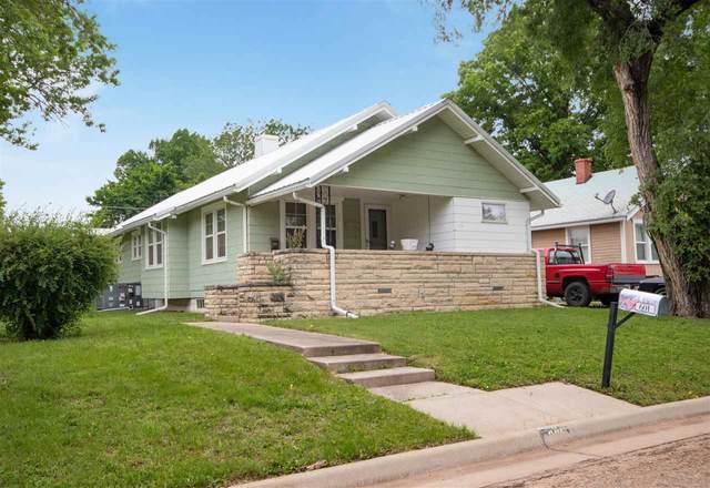 601 N Frazier St, El Dorado, KS 67042 (MLS #596734) :: COSH Real Estate Services