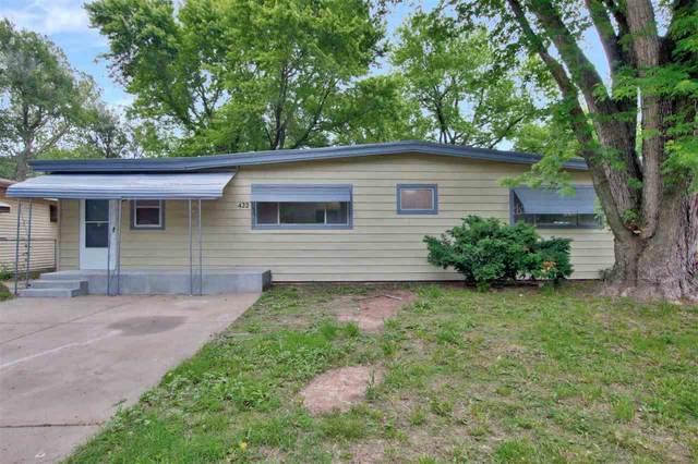 422 Wire, Haysville, KS 67060 (MLS #596737) :: COSH Real Estate Services