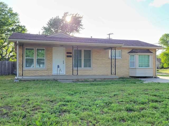 2803 S Mead St, Wichita, KS 67216 (MLS #596742) :: The Boulevard Group