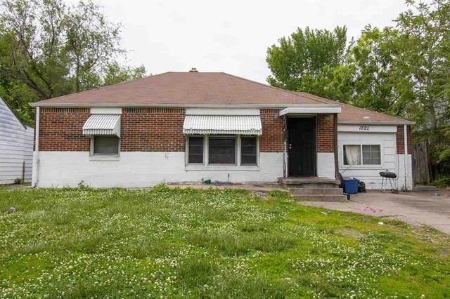 1521 N Broadview St, Wichita, KS 67208 (MLS #596748) :: Kirk Short's Wichita Home Team
