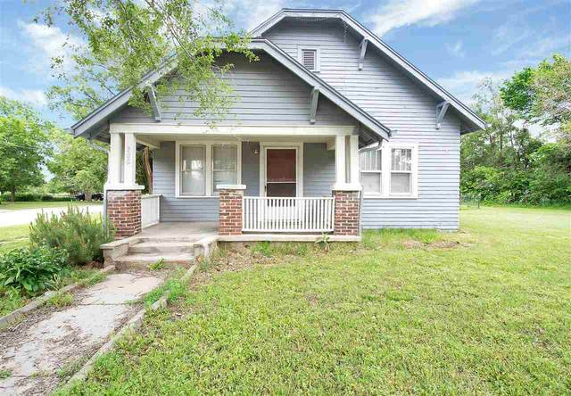 200 S Sedgwick, Burrton, KS 67020 (MLS #596749) :: Keller Williams Hometown Partners