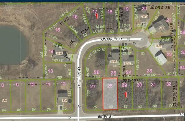 816 W 50th St S., Wichita, KS 67217 (MLS #596763) :: Graham Realtors